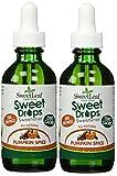 Sweetleaf Sweet Drops Pumpkin Spice (2 Pack)