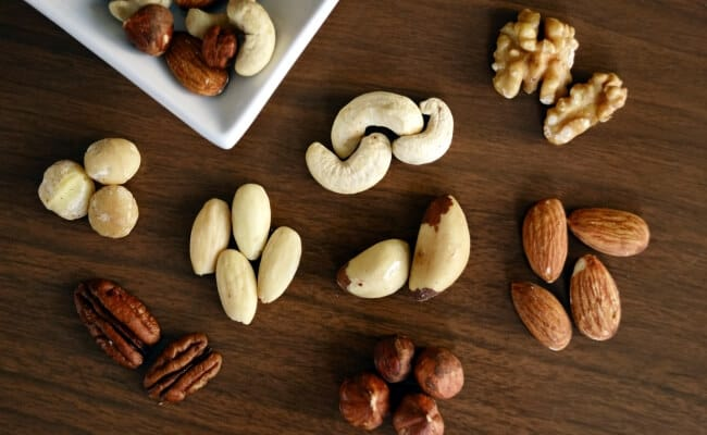 Nuts Are a Healthy Travel Snack