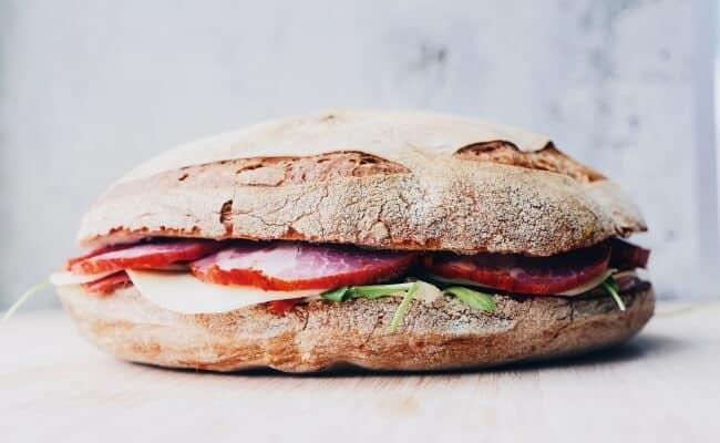 Sandwiches Make Great Travel Snacks