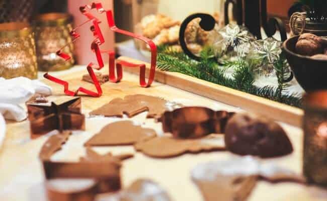Low Fat, Low Calorie Gingerbread Cookies