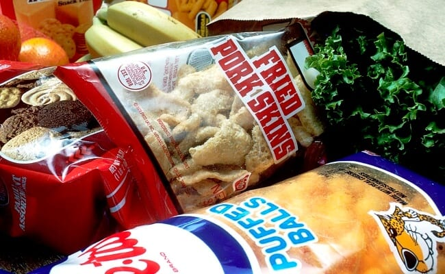 What Is Processed Food