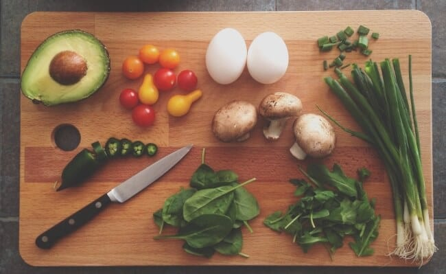 Preparing A Meal For Busy People