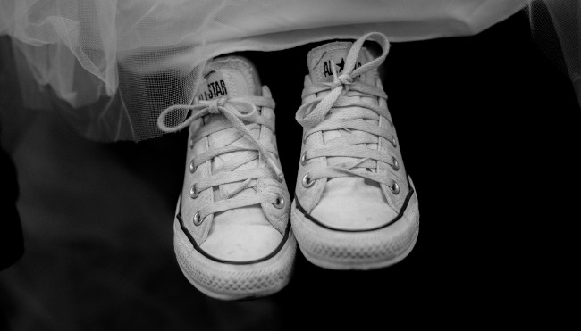 Use Baking Soda To Clean White Sneakers