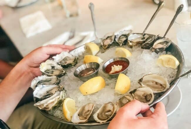 Eating Oysters Is Healthy