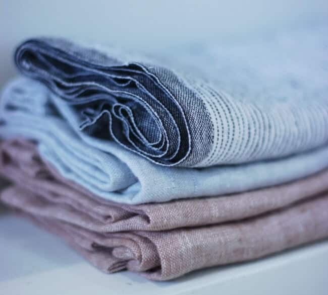 Use Kitchen Towel Instead Of Paper Towels