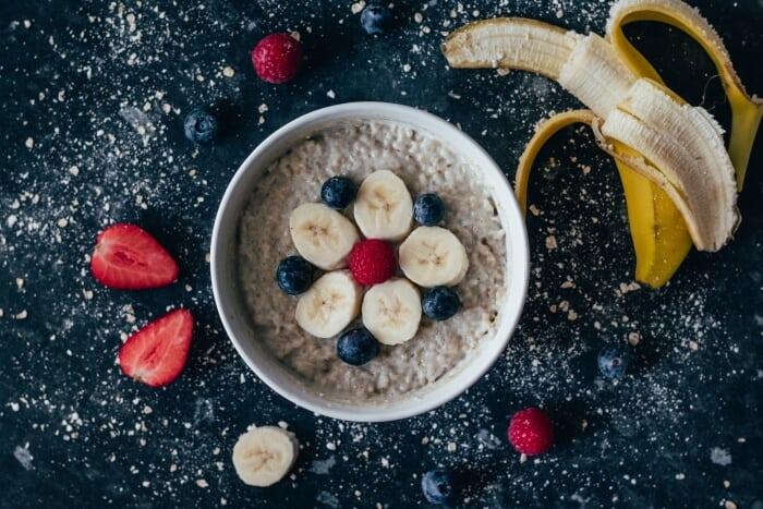 Antioxidant Turmeric And Quinoa Porridge