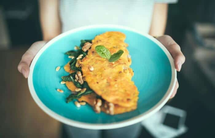 The Lean & Mean Omelet With Freshly Pressed Juice